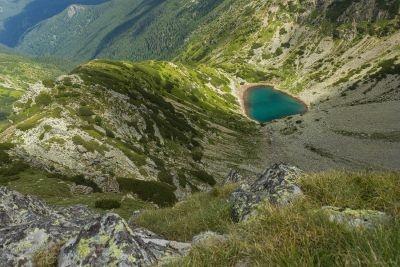 Creste și lacuri în Parâng