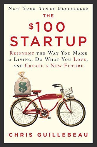 The 100 dollar startup book top ten