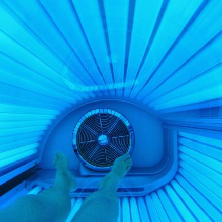 tanning will increase testosterone