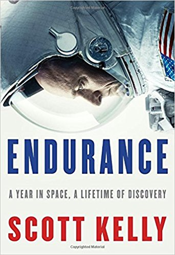 endurance a year in space scott kelly best books of 2017