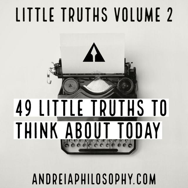 little truths volume 2