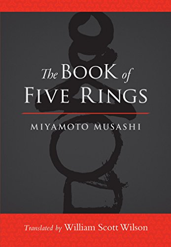 the book of five rings miyamoto musashi