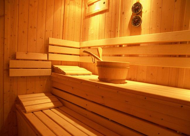joe rogan sauna routine