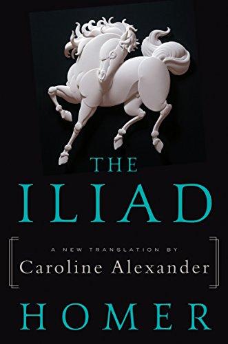 the illiad - best greek mytholgy books
