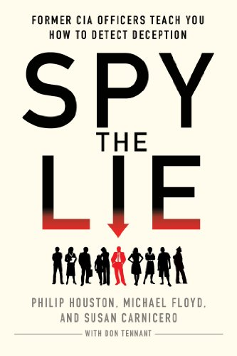 best body language books - spy the lie
