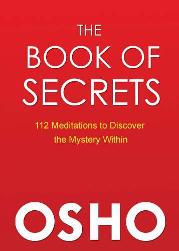best books on meditation - the book of secrets