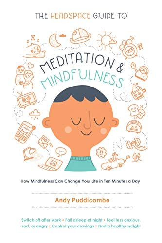 best books on meditation - the headspace guide to meditation and mindfulness