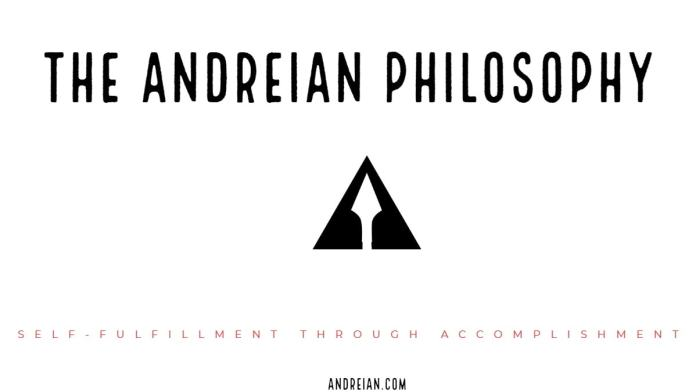 About the Andreian Philosophy