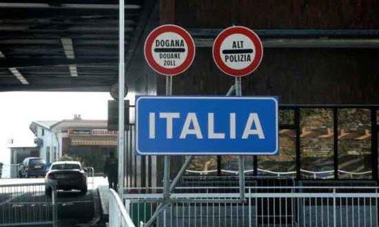 Ritorno in Italia