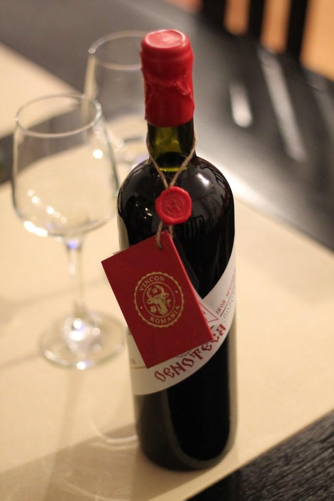Vinul adus de Tudor, Cabernet Sauvignon din 1993