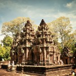 <b>Banteay Srei - photo gallery</b>