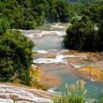 <b>Agua Azul - the post without ruins</b>