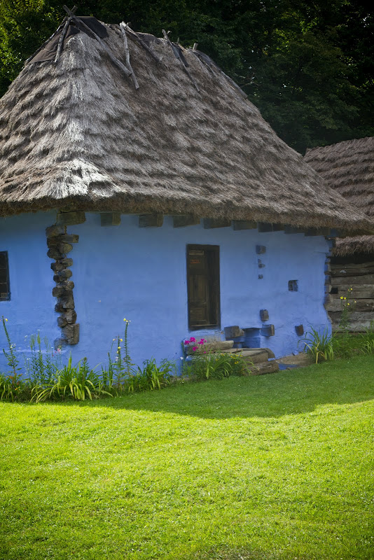 photos from ASTRA open air museum in Sibiu