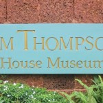 <b>Jim Thompson museum in Bangkok</b>