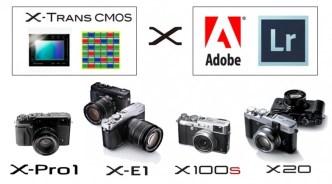Fujifilm and Adobe improve X-Trans CMOS Raw support