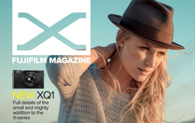 Fuji X magazine: all about the Fuji camera line-up