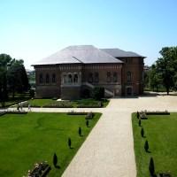 Palatul Mogosoaia.    Mogoşoaia Palace.