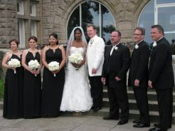 Canadace's Wedding - 144