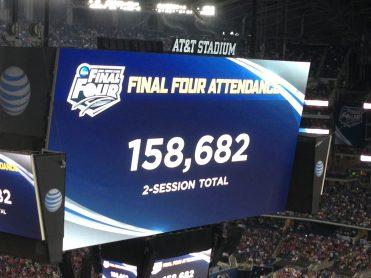 Final Four 2014 - 360
