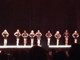 Grizz Girl Auditions 2014 - 25