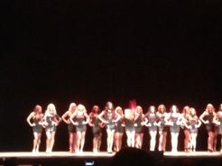 Grizz Girl Auditions 2014 - 30