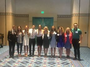 USASF Scholarship Finalists