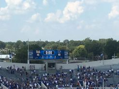 Memphis FB v. UCLA - 5