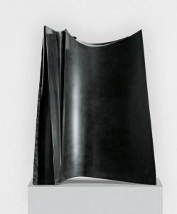 Page marine, Granit d'Inde, 2012, 109 x 85 x 47 cm