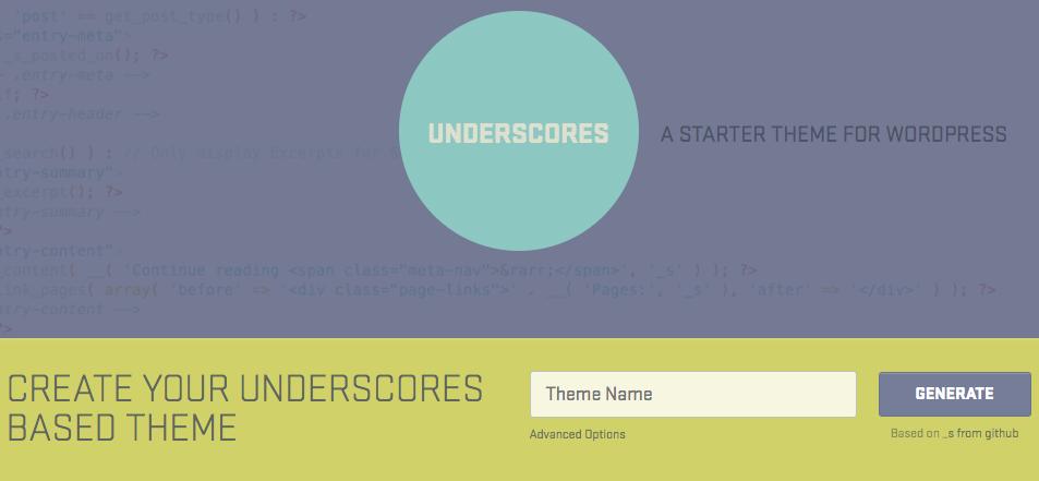 Generadores de código para WordPress | Andres Dev