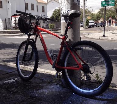 bicicleta tacuri