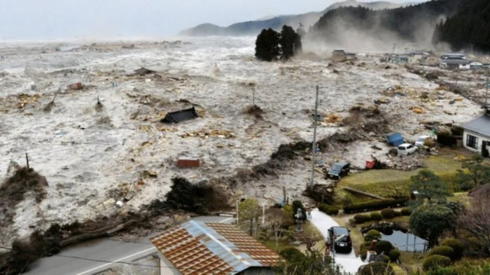 Resultado de imagen para tsunami en mexico