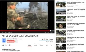 youtube-colombian-war-videos