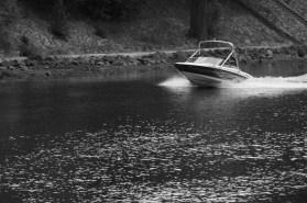 """Boat on river """"Emajõgi"""""""