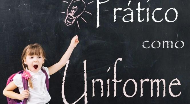 Looks Uniforme – Praticidade no seu dia a dia | Dica da Semana