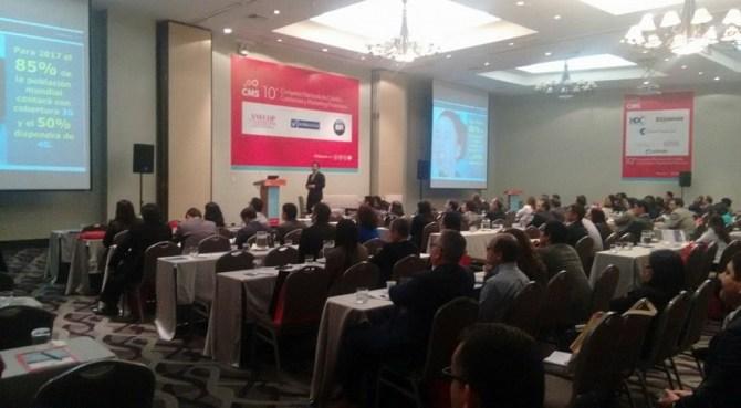 Andrés Silva Arancibia en Lima, Perú. Marketing Financiero y nuevos consumidores