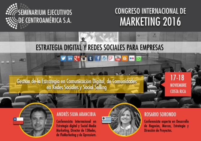 congreso-internacional-de-marketing-2016-seminarium-centroamerica-costa-rica-rosario-sorondo-y-andres-silva-arancibia
