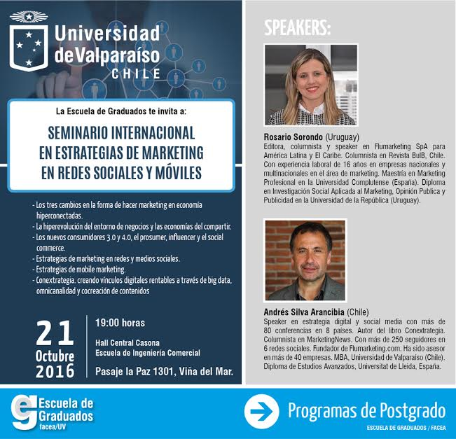 rosario-sorondo-y-andres-silva-arancibia-seminario-internacional-mba-u-de-valparaiso-marketing-marketing-digital-2016