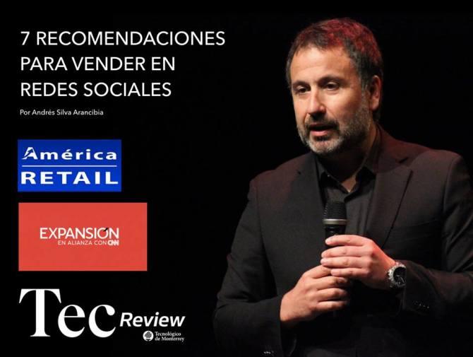 Andres silva arancibia, twitter, marketing, speaker, conferencias, charlas, seminarios, marketing digital, experto, especialista, CNN, expansión, TEc Monterrey