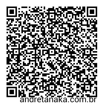 QR Code Tanaka Tecnologia da Informação LTDA - Andre Hiroshi Tanaka