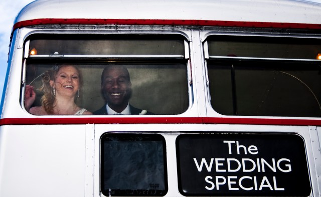 the wedding special