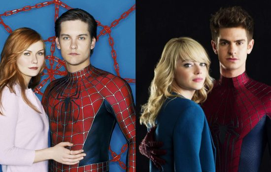 Andrew Garfield & Kirsten Dunst Set for 'Spider-Man 3'; Tobey Maguire & Emma Stone Rumoured