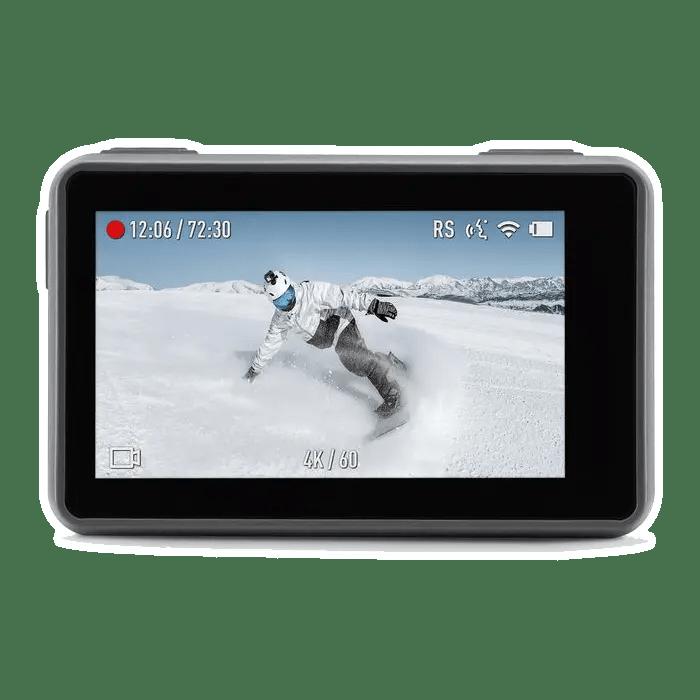 Экшн-камера DJI Osmo Action - вид сзади