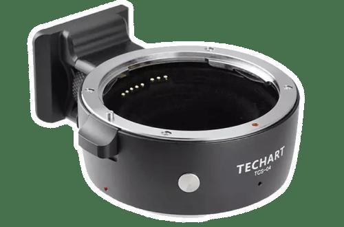 Techart TCS-04 - автофокусный адаптер Canon EF - Sony E - обложка статьи