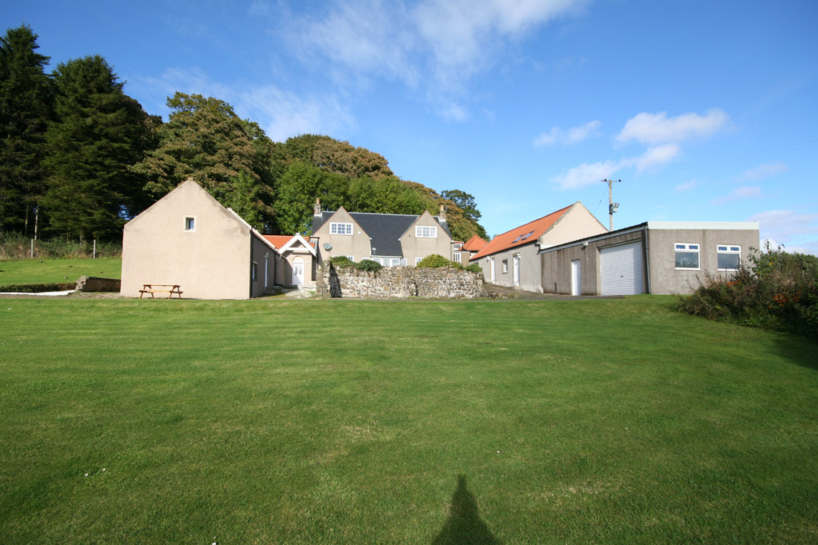 conversion of outbuildings to gym, recording studio and holiday accomodation