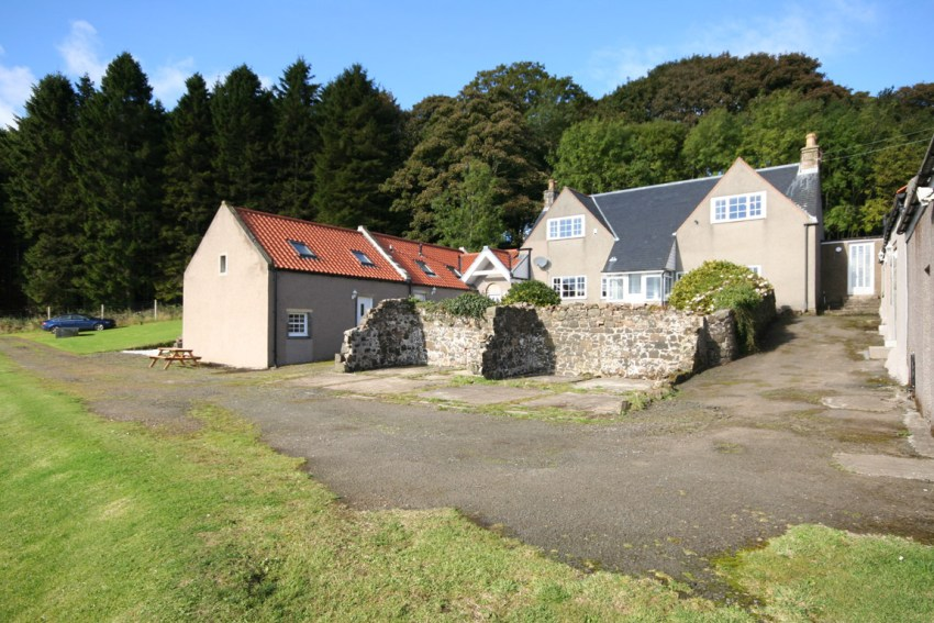 conversion of outbuildings to gym