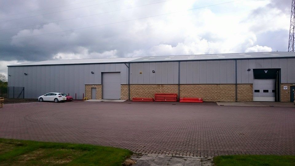 extension to warehouse