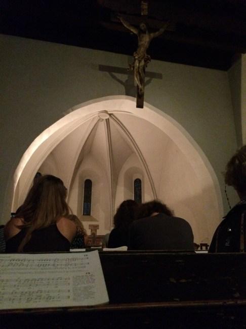 Vespers at Ruprechtskirche
