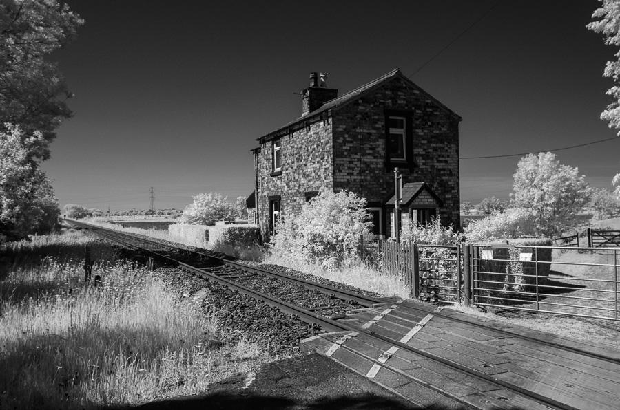 Lone House & Crossing