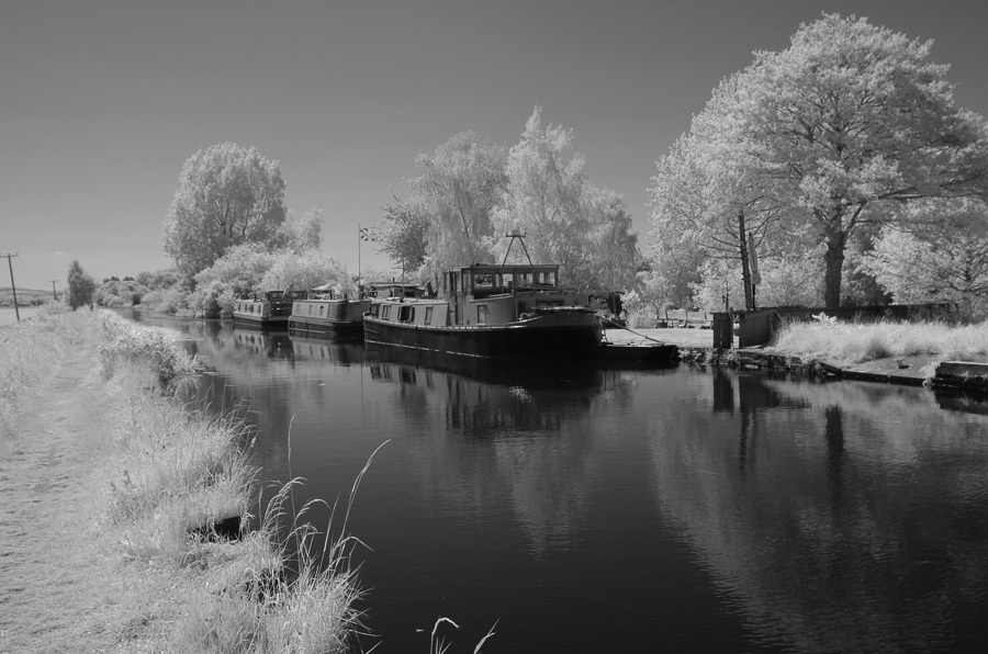 Infrared Canal 1