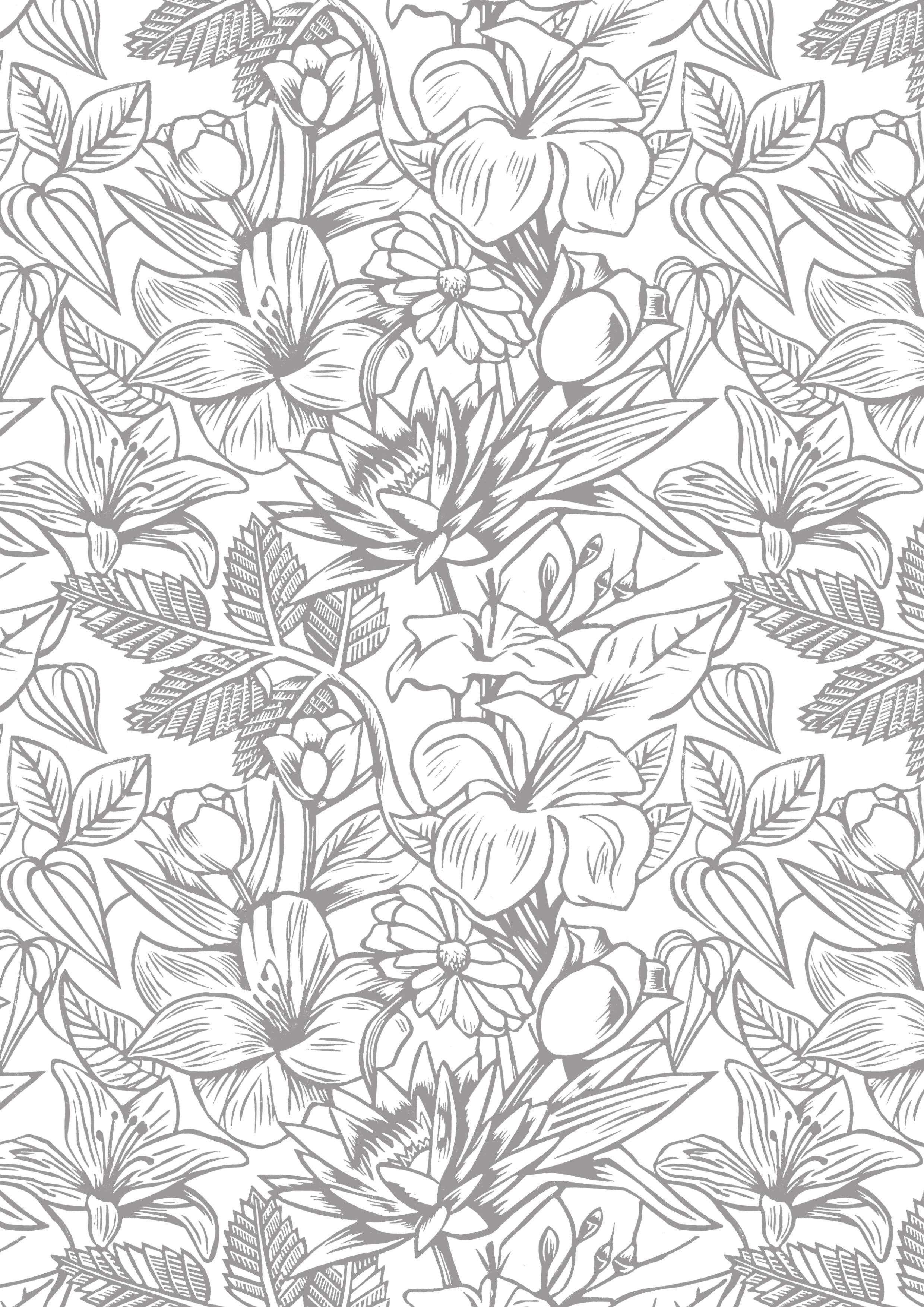 flower pattern5